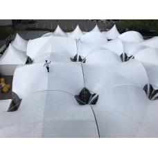 Арочный шатер 10x20
