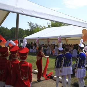 Организация мероприятий, праздников и торжеств